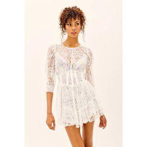 NWT Mindy Mini Dress by For Love & Lemons